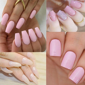 Poly Gel Nail Extension Kit