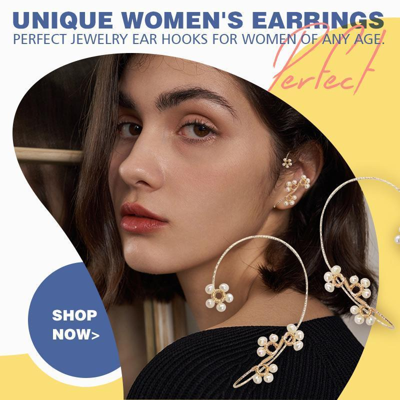Beading Ear Hook (2pcs)(60% OFF)