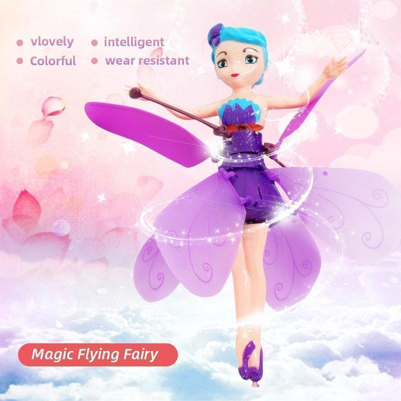 💗Gift For Your Love  Magic Flying Fairy Princess Doll