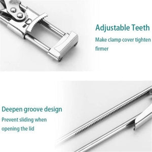 Adjustable Multifunctional Stainless Steel Can Opener(BUY MORE SAVE MORE)