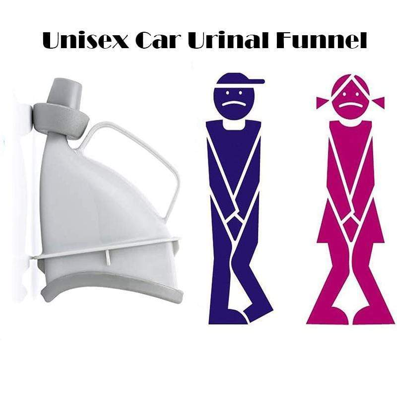 Unisex Car Urinal Funnel