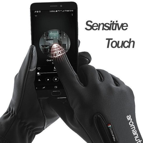 (ON SALE AT 50%OFF)Unisex Winter Warm Waterproof Touch Screen Gloves