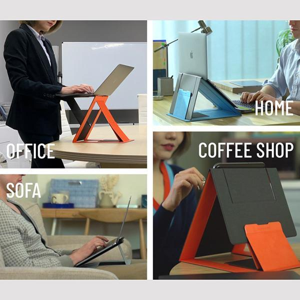 (50% OFF)Invisible Sit-stand Laptop Desk