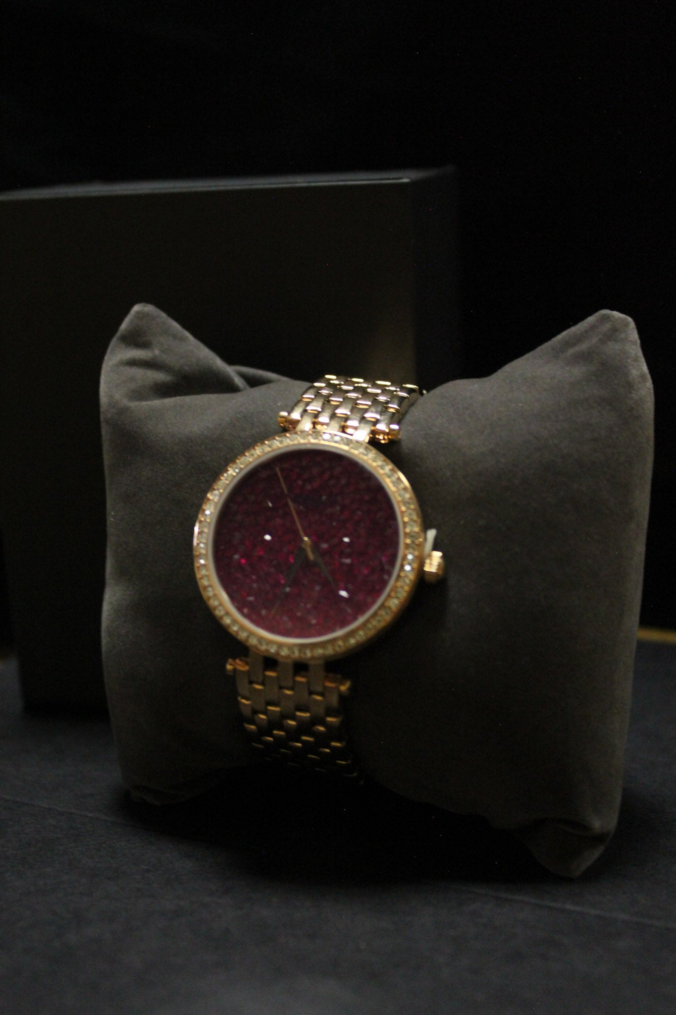Caravelle New York Swarovski Watch