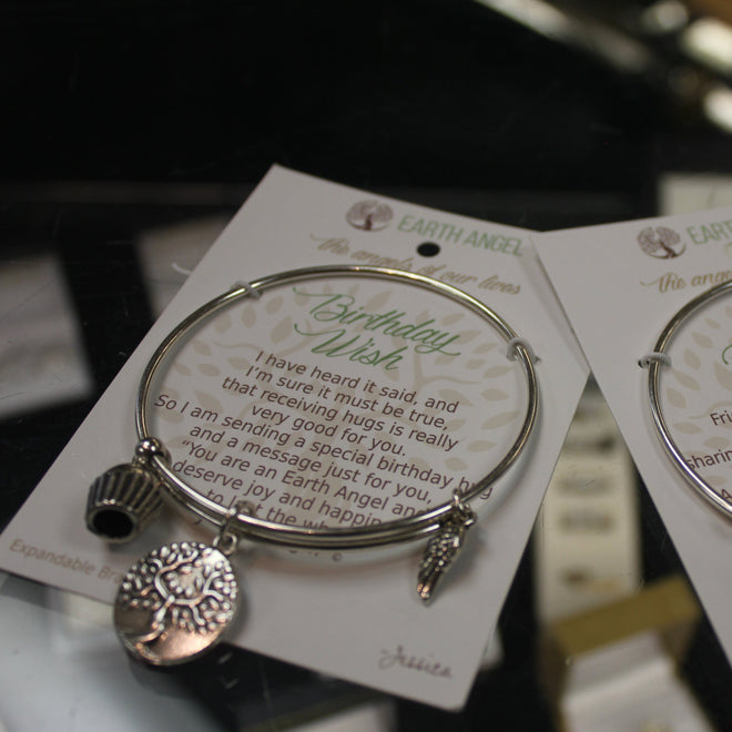 Earth Angel Charm Bracelet | Sugold Jewellers & Giftware - Sugold Jewellers & Giftware