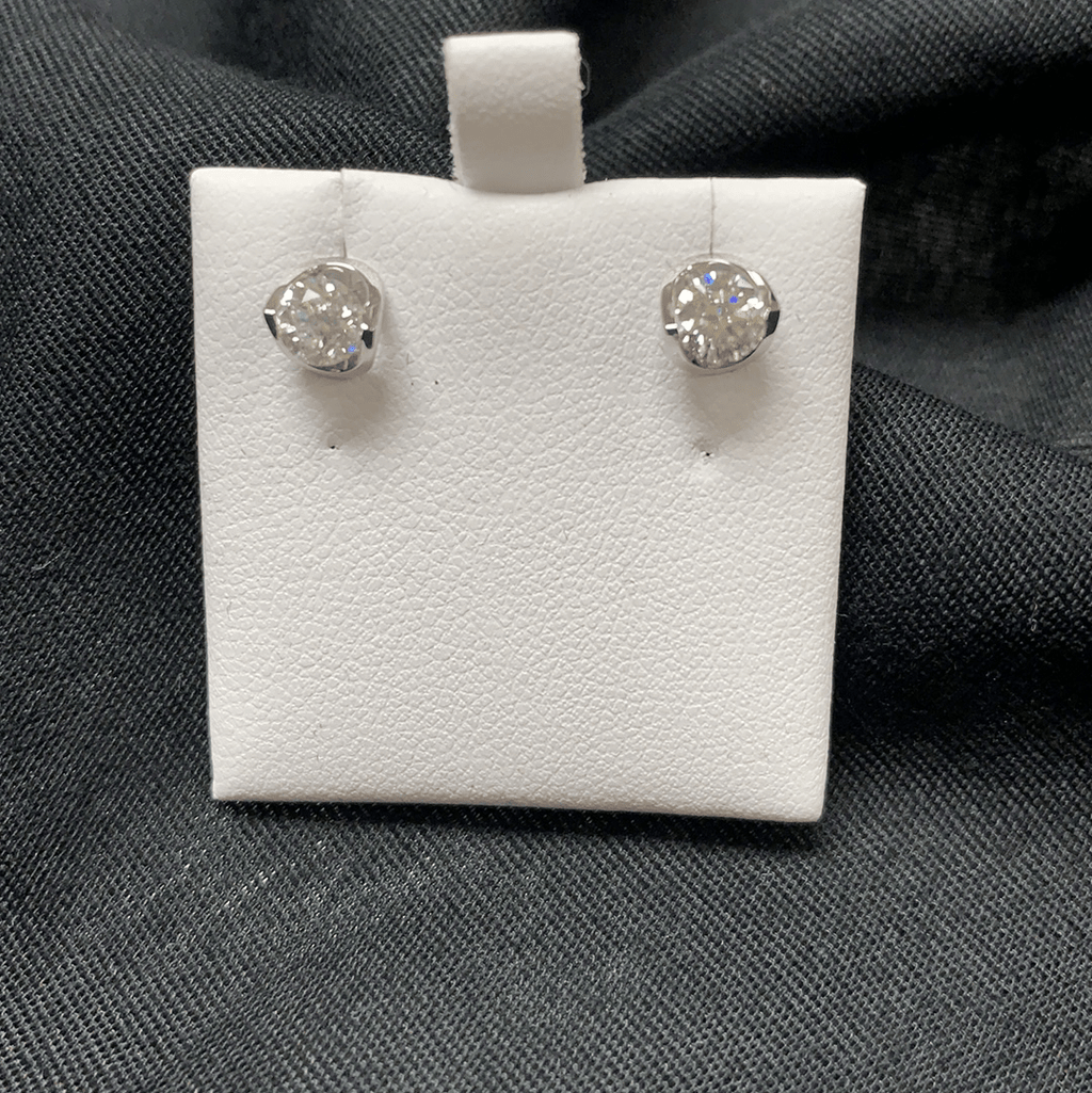 Canadian diamond earrings - Sugold Jewellers & Giftware