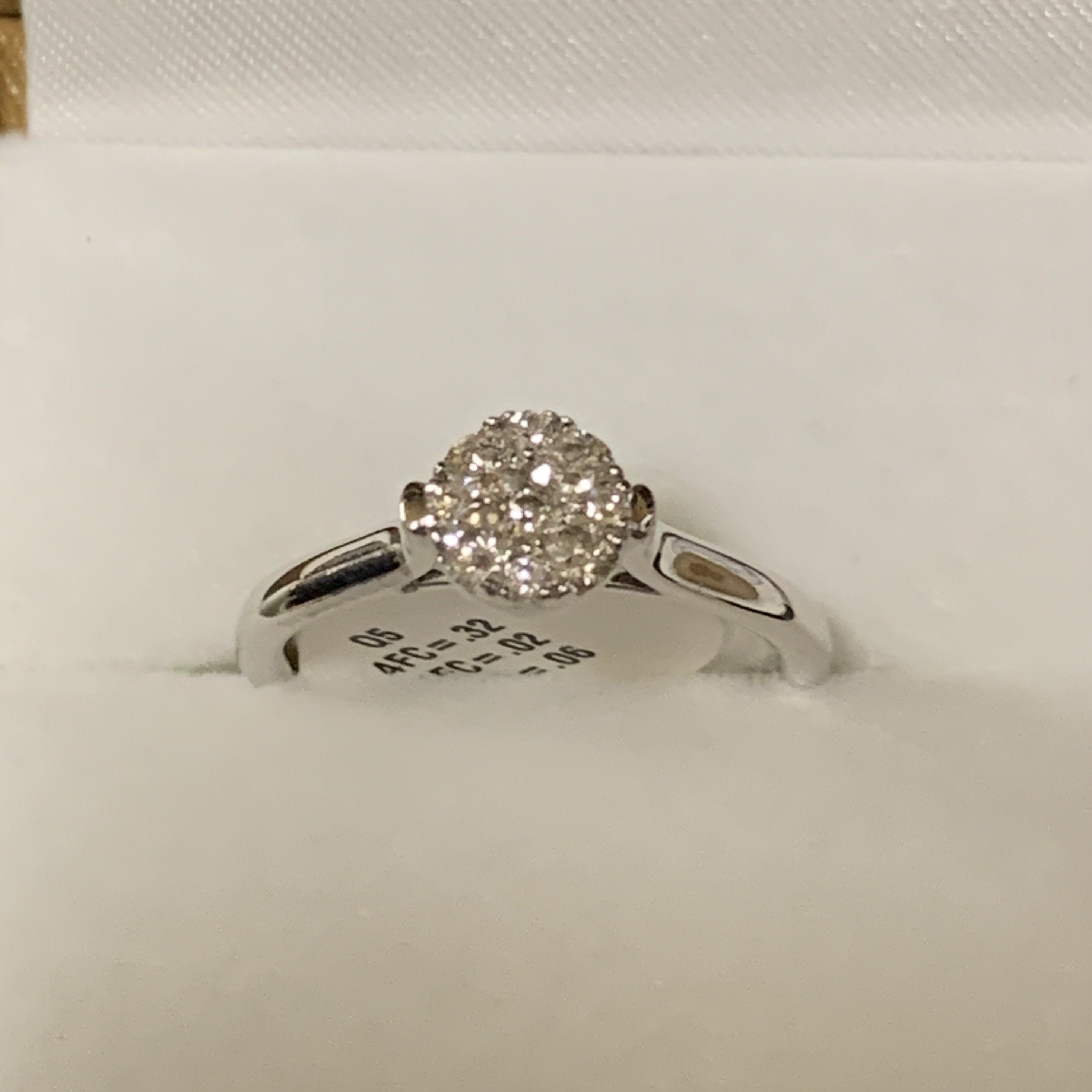 14kt Estoria collection Engagement Ring - Sugold Jewellers & Giftware