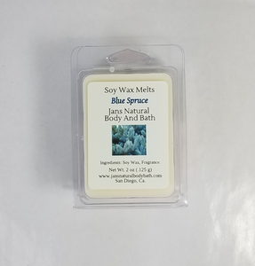 Wax Melt Blue Spruce