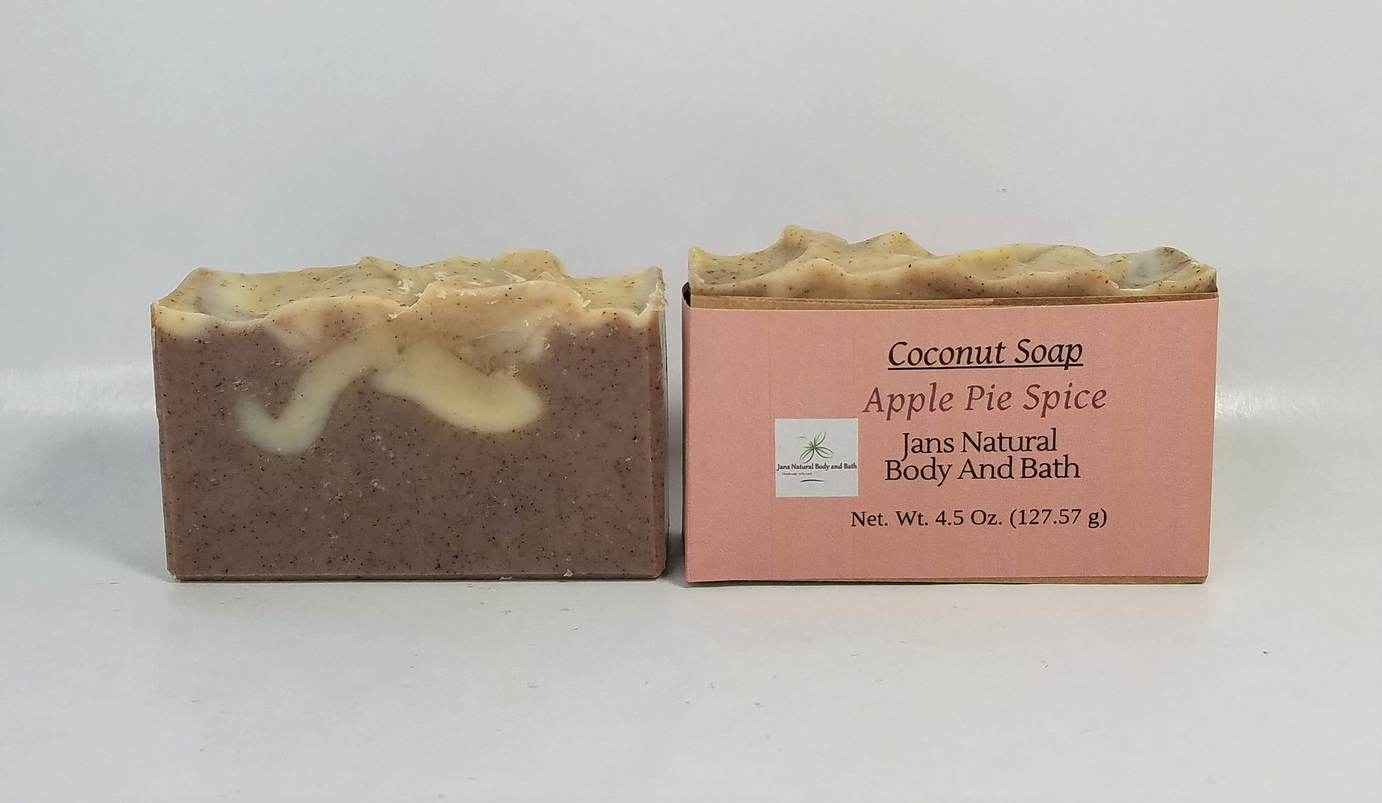 Bar Soap Apple Pie Spice 4.5 oz