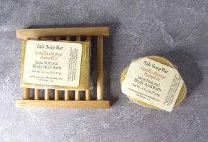 Salt Bar Soap-Citrus 4 oz
