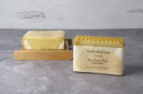Honey Soap 6.4 oz