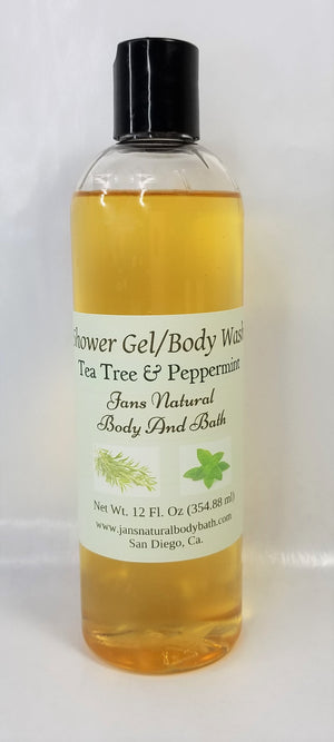 Shower Gel/Body Wash Various Scents 12oz.