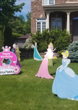 Surprise Lawn Party - Princess