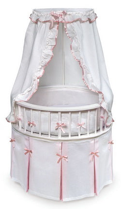 baby bassinet dimensions
