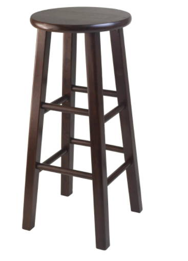 When you purchase this product, you will receive two bar stools