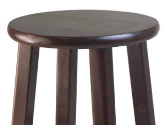 Bar Stool made of Solid Wood
