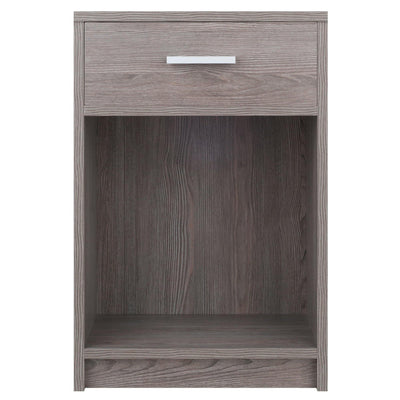 Rennick Accent Table, Nightstand, Ash Gray - My USA Furniture