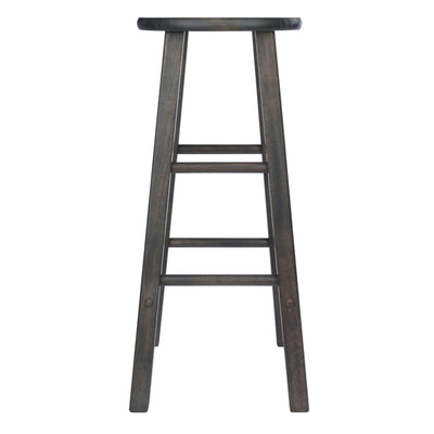 Element Bar Stools, 2-Pc Set, Oyster Gray - My USA Furniture