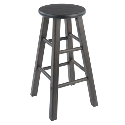Element Counter Stools, 2-Pc Set, Oyster Gray
