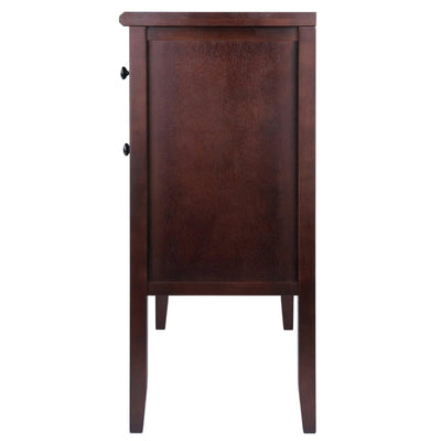 Orleans Modular Buffet Cabinet, Sideboard, Cappuccino