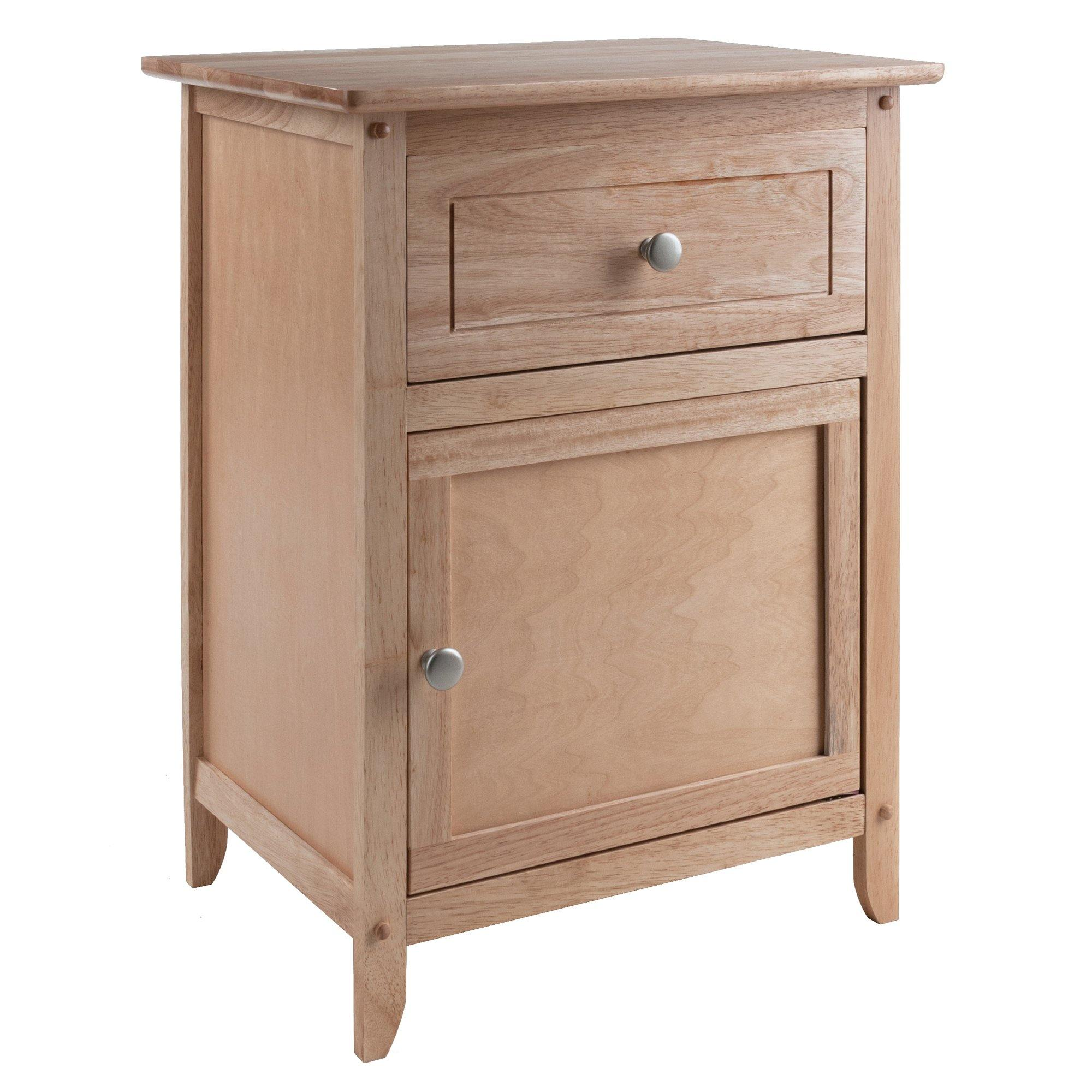 Eugene Accent Table Natural - My USA Furniture