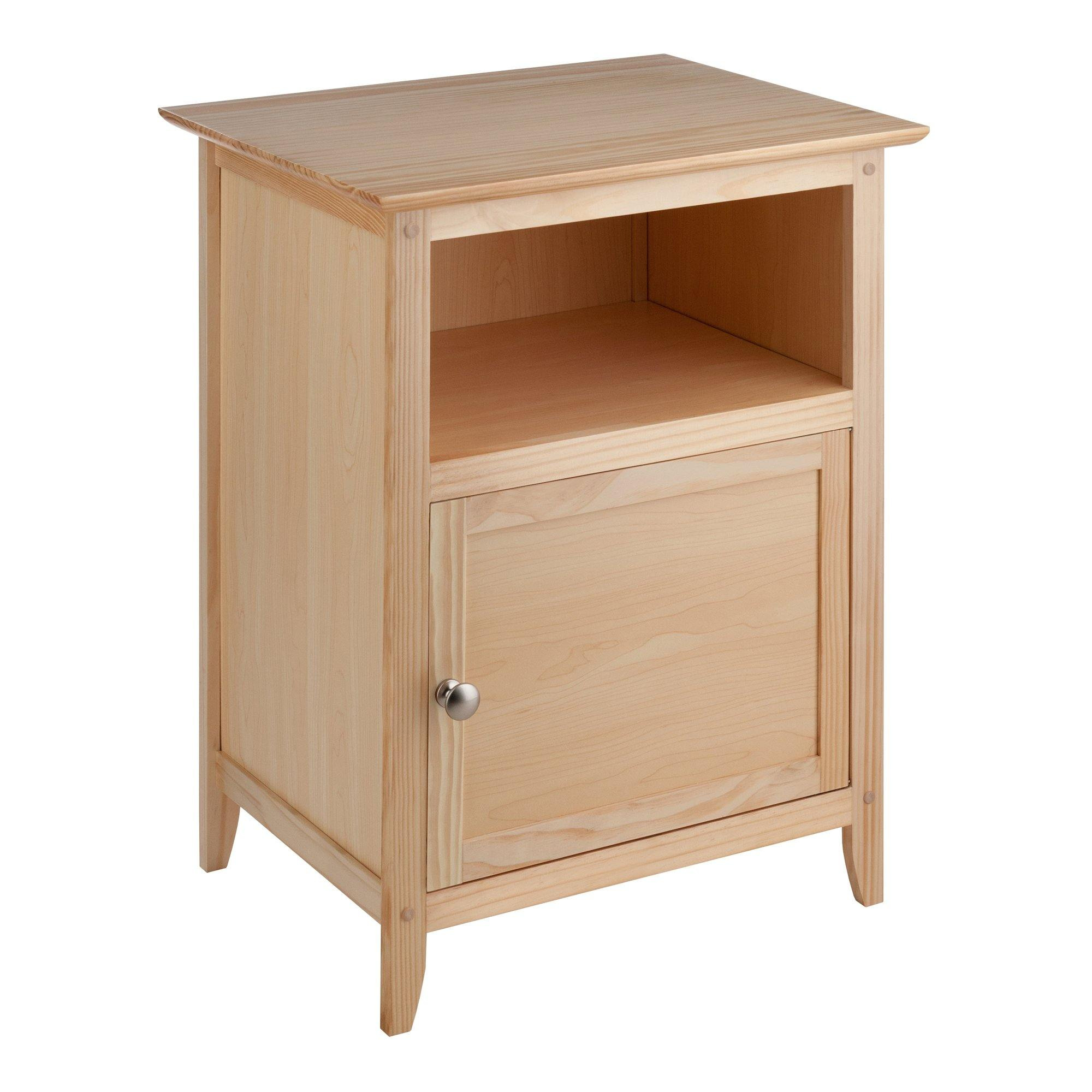 Henry Accent Table Natural - My USA Furniture