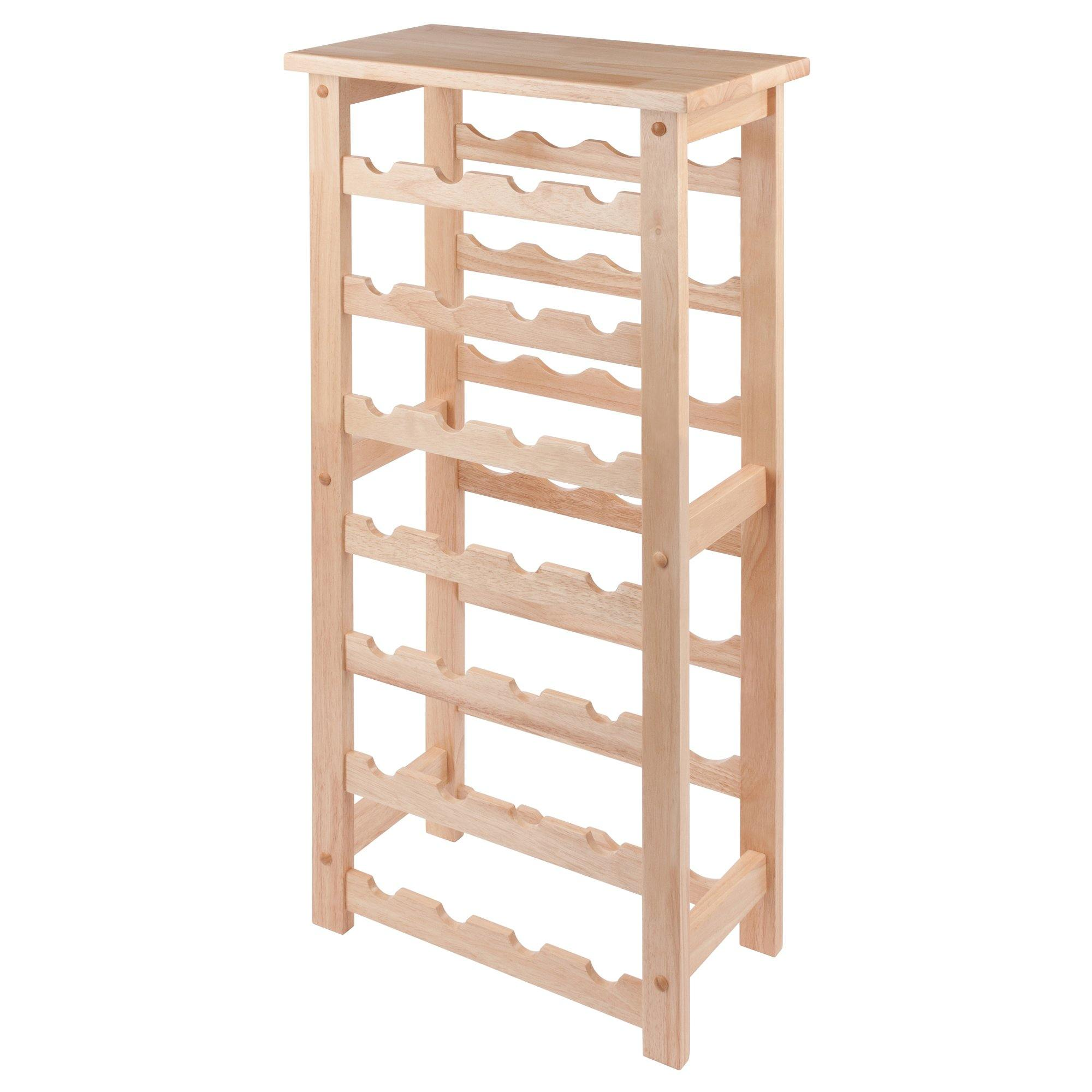Napa Wine Rack - My USA Furniture