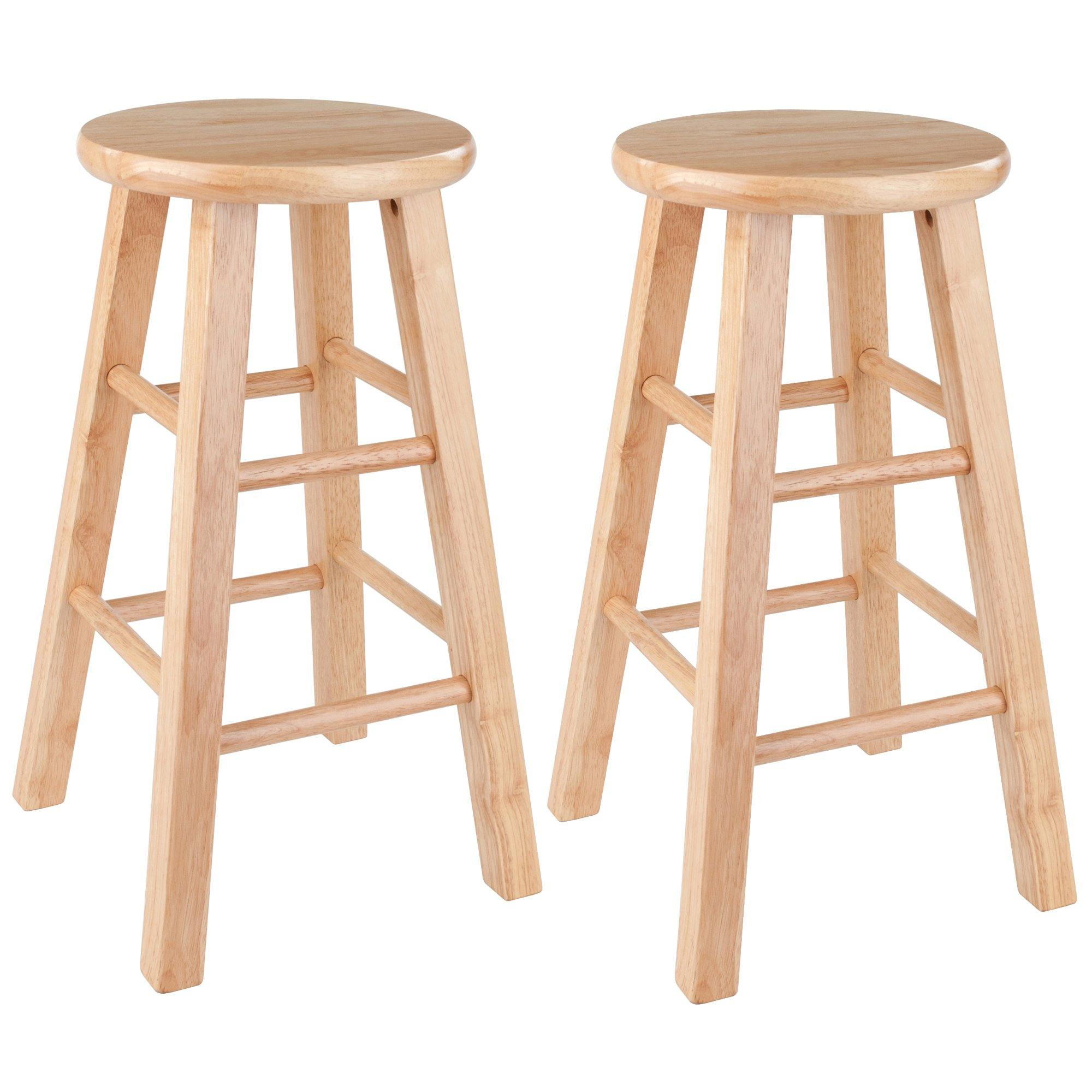 Pacey Counter Stools, 2-Pc Set, Natural - My USA Furniture