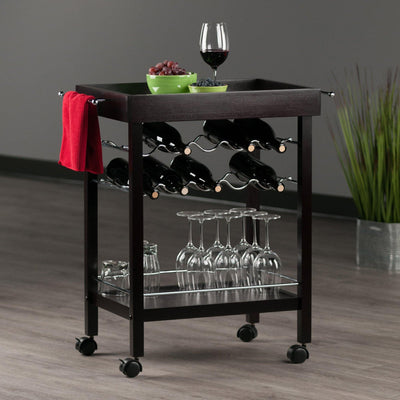 Johnnie Bar Cart