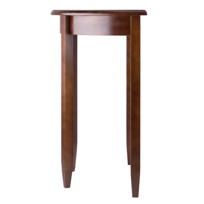 Concord Half Moon Accent Table - My USA Furniture