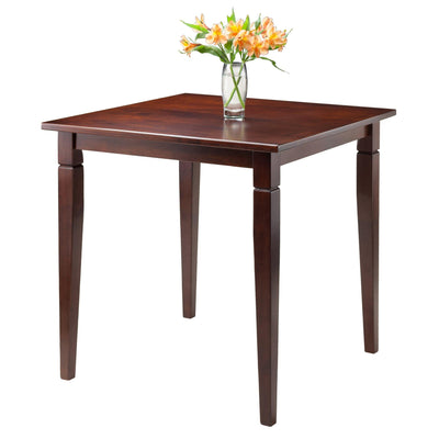 Kingsgate Dining Table, Walnut - My USA Furniture