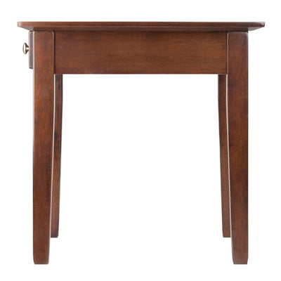 Rochester End Table with one Drawer, Shaker - My USA Furniture