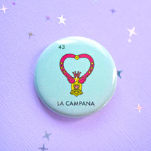 Load image into Gallery viewer, La Campana Button