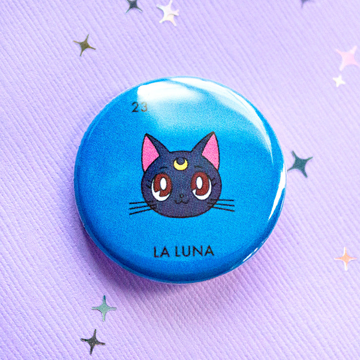 La Luna Button