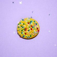 Load image into Gallery viewer, Handmade Galleta with Rainbow Sprinkles