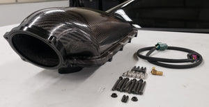 350z Forward Facing Intake Manifold Kit