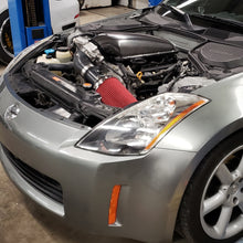Load image into Gallery viewer, 350z Forward Facing Intake Manifold Kit