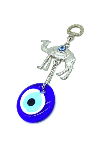 Camel and evil eye glass #5042