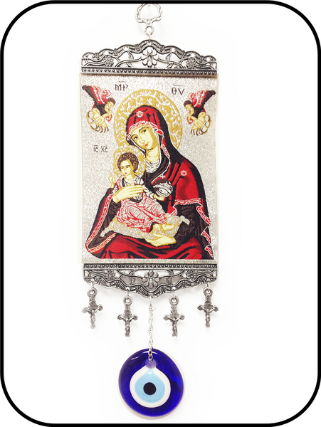 Evil Eye Religious Hanging Carpet Home Accessory