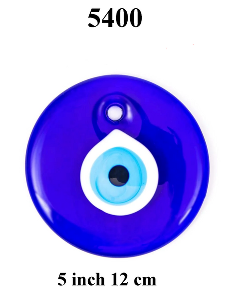 Evil Eye 12cm glass eye home accessory #5400