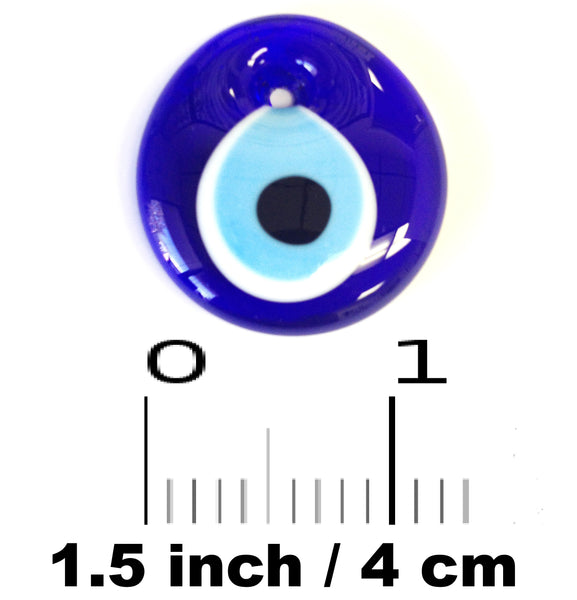 Evil Eye Glass Eye Home Accessory #5403