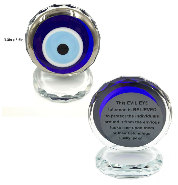 Evil Eye Crystal #5410