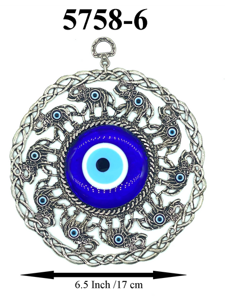 Evil Eye  Wall Hanging #5758