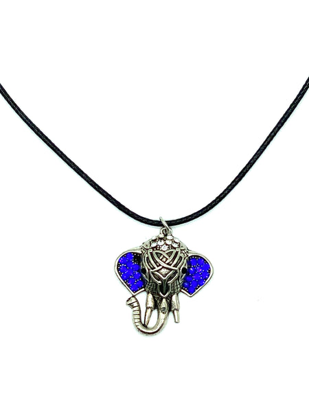 Lucky Eye Elephant Necklaces #3031