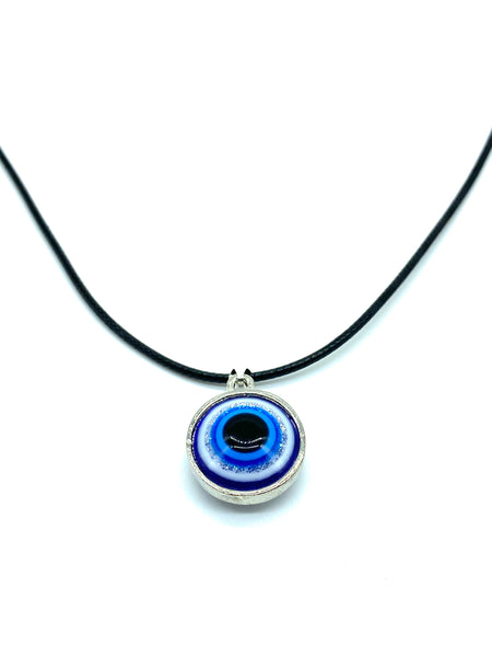Evil Eye Necklace #3053