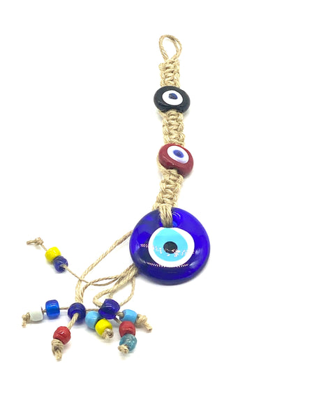 Evil Eye   glass eye home accessory #5150