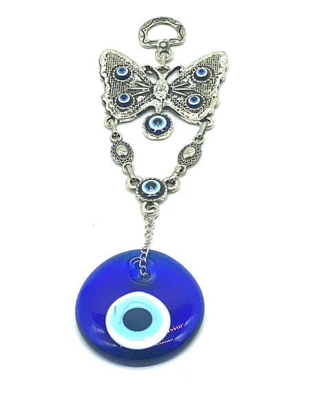 Evil Eye butterfly  home acessory #5086