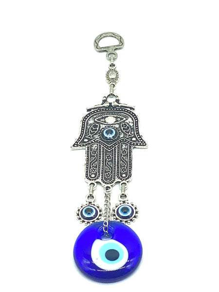 Evil Eye Medium size  glass eye home decor #5031