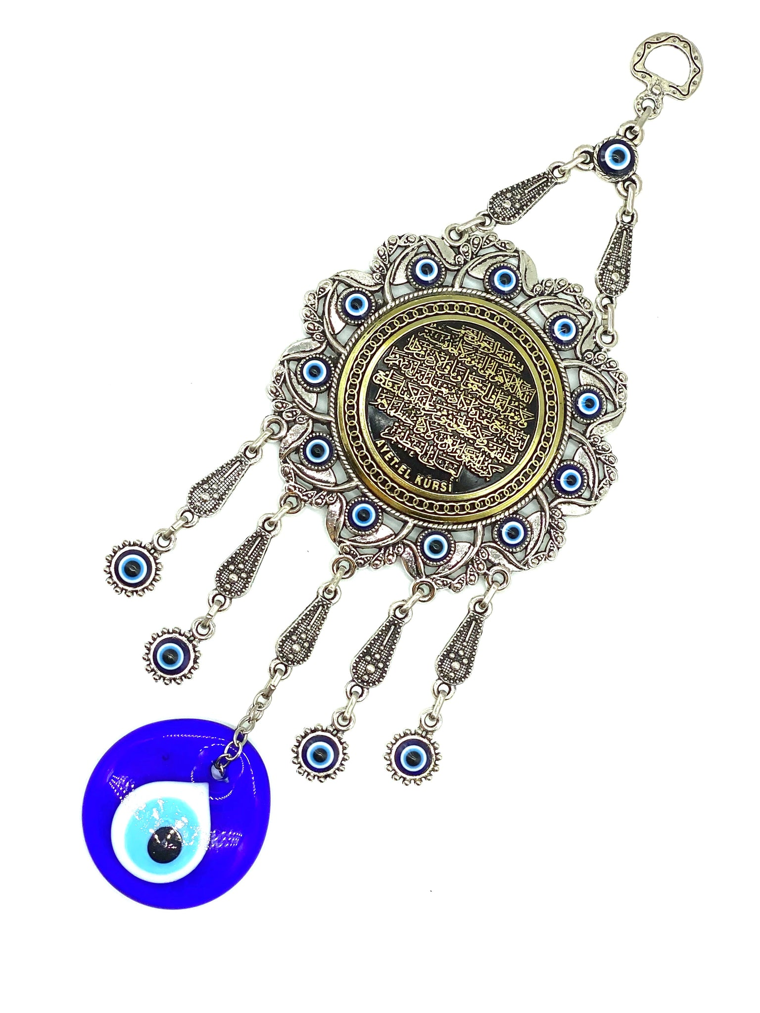 Evil Eye Home Hanging Amulet Home Decor #5184-A
