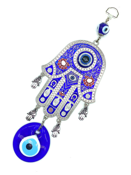 Hand of Fatima Evil Eye Hamsa Home Decor #5178